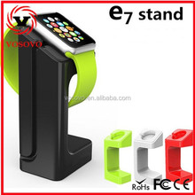E7 hold stand showing Stand charging Holder For Apple watch VOSOVO