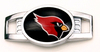 Sports Season Popular NFL Team Logo Shoelace Charms Arizona Cardinals Football Charm