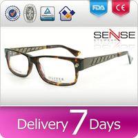 tom davies eyewear shell optical frame rubber frame for glasses