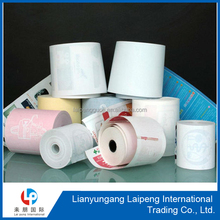 glossy medical thermal paper roll/jumbo rolls price manufacturer supplier