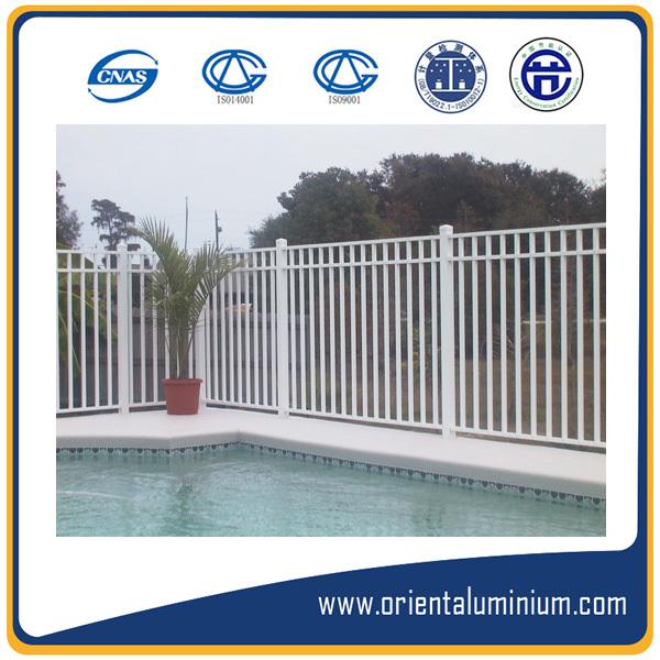 cerca de aluminio para jardim:cerca de piscina de alumínio China( continente)