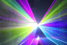 8 watt laser show light stage laser show system for sale
