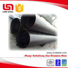 seamless alloy steel pipe and tubes PE ends