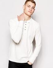 Fashion Design High Quality Long Sleeve Polo T Shi