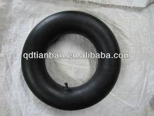 De china natural de goma pequeña del neumático del neumático tube 3.50-6 neumático del neumático tube