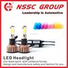 2015 automatic CREE Motors led car lamp bulb DC 12-32V scale model assembly CREE headlight lamp kit