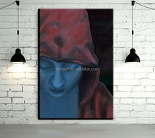 Wholesale Price High Quality Famous Artist Painting Blue Human Canvas Oil Painting