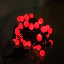 110v/220v china factory price led ball led crystal magic ball light led twinkle light string