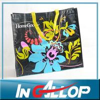 wholesale china pp non-woven tote shopping bag