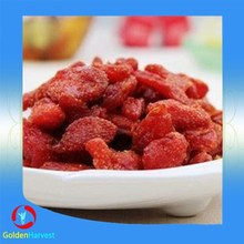 Hot sale fruit products oven-dried strawberry with best price