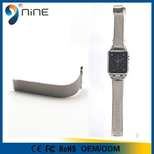 High quality milan style stainless steel watch strap for iWatch