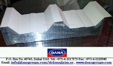 PU Sandwich wall panels , roof panel , ceiling panel supplier in UAE , Dubai , Africa , Oman , Qatar