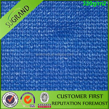 China factory direct sale of green flat shade net product