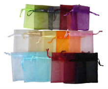 organza pouch for gift packaging bag wholesale free sample