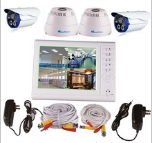 CCTV DVR H.264 ONVIF mobile real time full D1 CCTV DVR with 1T HDD