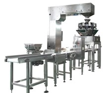 Candy dumping line(semi-automatic&fully automatic packing machine)