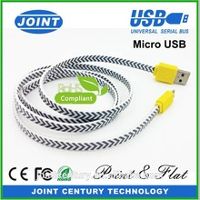 wholesale 2tb flash speed 28AWG 2C for Kingston iphone usb shielded high speed cable 2.0