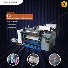 Slitter Rewinder For Cash Register Rolls
