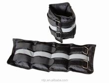 Adjustable Neoprene Ankle/Wrist Weights Sandbag