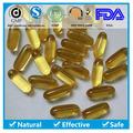 Natureza comida de saúde óleo de alho cápsula mole