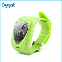 Position Monitoring Kids Wrist Watch Phone GPS Tracking Device SOS Child Calling Watch