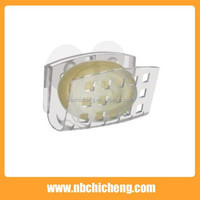 Plastic soap holder With Suction Cup/Hanging soap holder