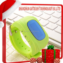 Hot lovely Kids gps running watch SOS Emergency Anti Lost Smart Mobile Phone App Two Way Communication
