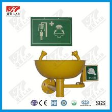 Practical and rational design eye wash station with CE certification