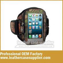 2015 neoprene mobile phone accessory anti-slip sports armband case