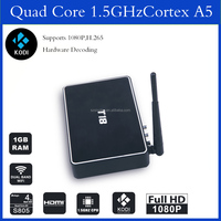 New arrival! 2015 all metal case XBMC quad core Amlogic S802 T8 android 4.4 kitkat smart tv box 4.4