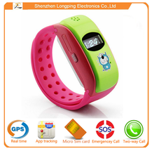 gps kids security smart watch for android smartphone and iphone 5