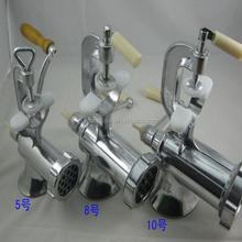 Aluminium alloy handle mini meat mixer grinder