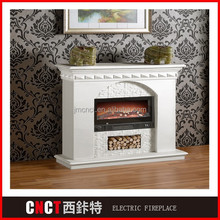 custom made enamel fireplace and stove