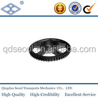 motorcycle cast iron conveyor sprocket for 06B-1
