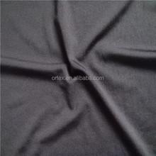 polyeser spandex brushed fabric polar fleece single jersey