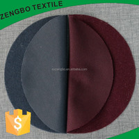 100 polyester tricot brushed fabric tricot fleece fabric