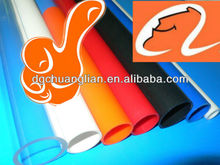 CHEAP red tube with RoHS and ISO9001:2008