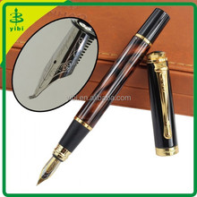JHR-Y2 High quality brand metal and plastic fountain pen for gift