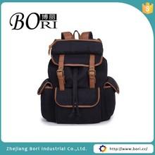 high quality ladies fancy fashion drawstring hiking backpack bag