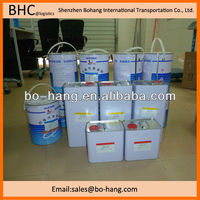 paint sea freight shipping cost from guangzhou china to Singapore