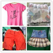Second hand clothes 45 kg clothing lots for sale