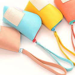 hot sell women coin purse creative key bag new clutch bag 4 colors