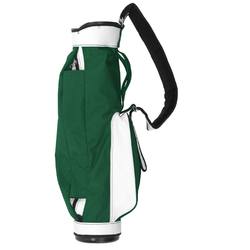 "Cheap 7.5"" nylon single strap Golf bag without leg"