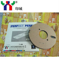 New High Quality Perforating Machine's Perforating Rule For Use On Offset Presses Type Perf
