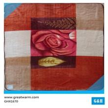 Lovely Unique Design Excellent quality super quality cheap blanket