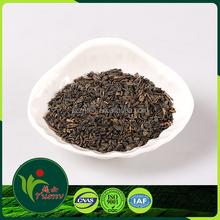 China blooming tea 3505B gunpowder green loose leaf tea