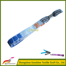 easy plastic handicraft textile wristband for christmas gifts