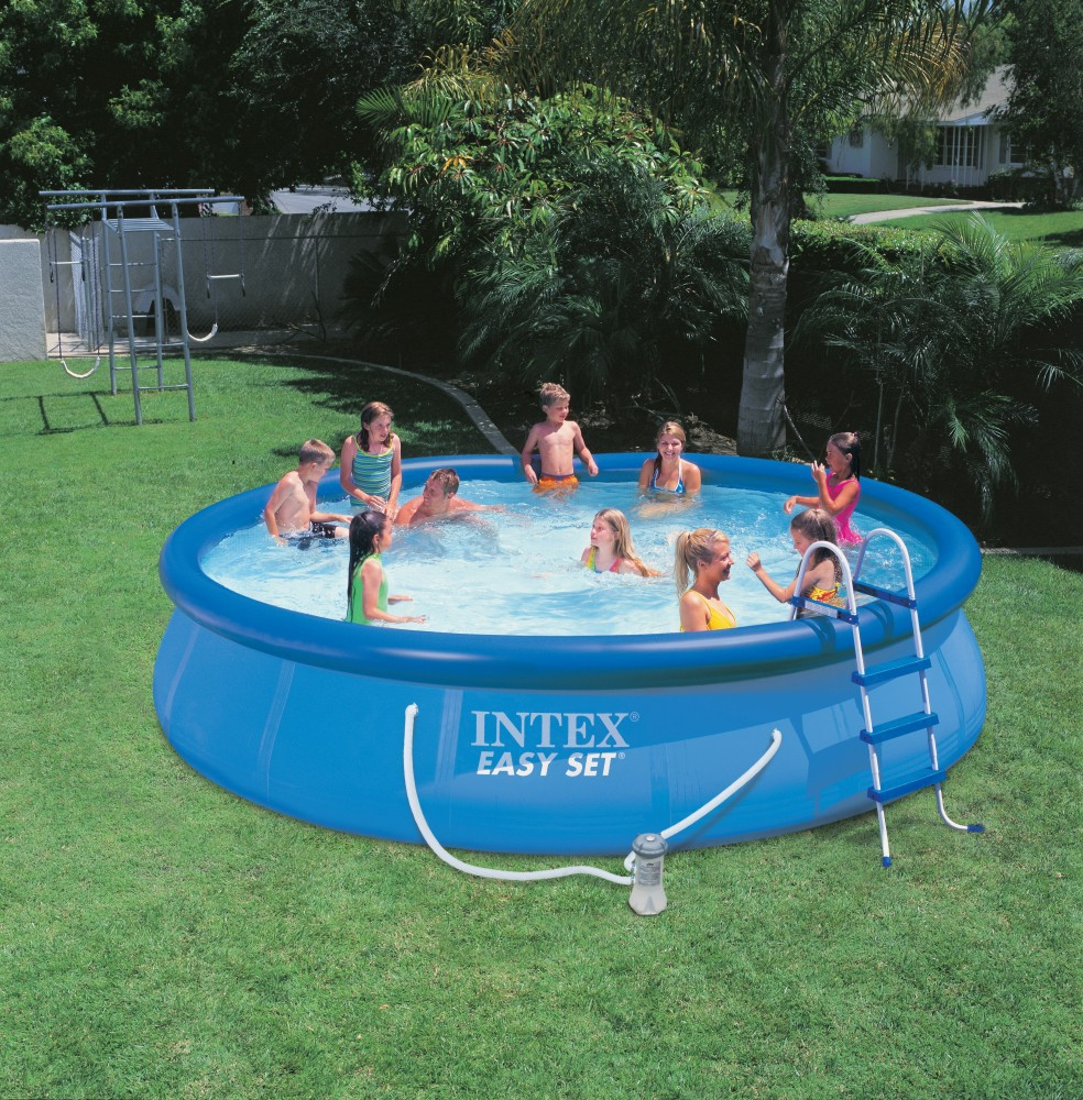 2015 Different Size Outdoor Metal Frame Pool Above Ground