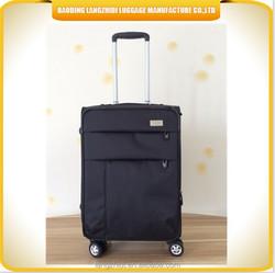 Baigou luggage case&bag supplier guaranteed quality travel luggage suitcase set, luggage suitcase bag with castor and trolley