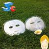 2015 hot sale dry bio cellulose face mask